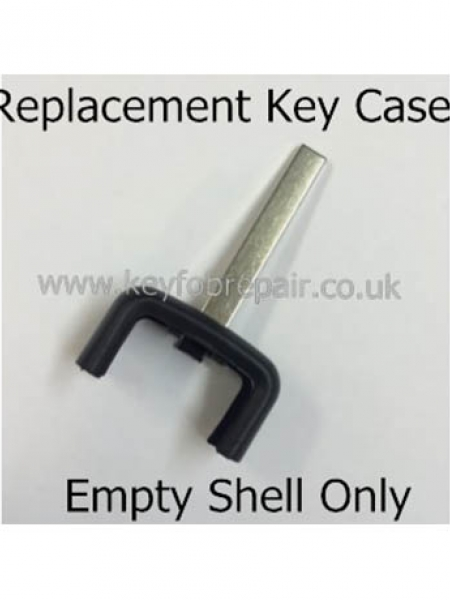 Vauxhall HU100 Key Blade Case For 2 And 3 Button Remotes - Astra Zafira Vectra